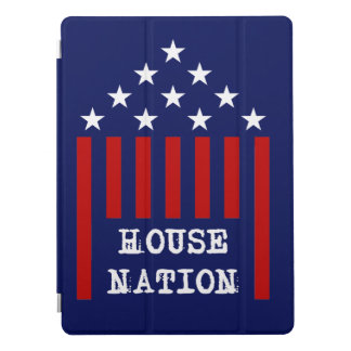House Nation Stars & Stripes iPad Pro Cover