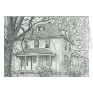 House Notecard