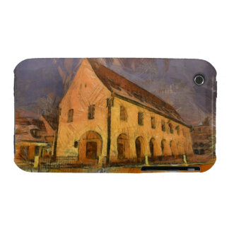 House of Arts painting, Sibiu Case-Mate iPhone 3 Case