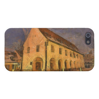 House of Arts painting, Sibiu Case For iPhone 5