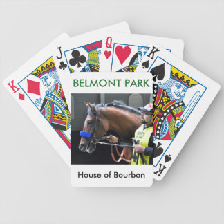 House of Bourbon Bicycle Playing Cards