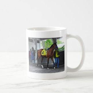 House of Bourbon by Hardspun Coffee Mug