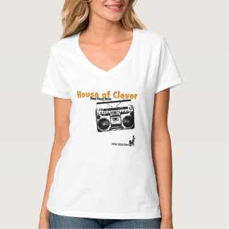 House of Clever Logo Apparel T-Shirt