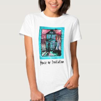 House of Invitation Tee Shirt