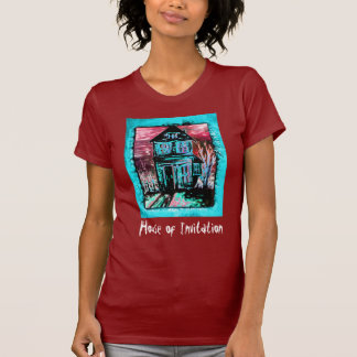 House of Invitation Tee Shirts