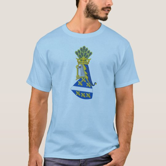 House of Kotromanic - Bosnia Crest T-Shirt