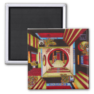 House of Mirrors Magnet