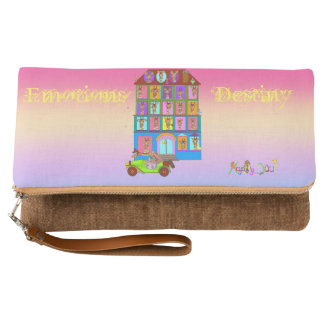 House of Moods by The Happy Juul Company Clutch