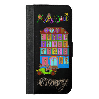 House of Moods by The Happy Juul Company iPhone 6/6s Plus Wallet Case