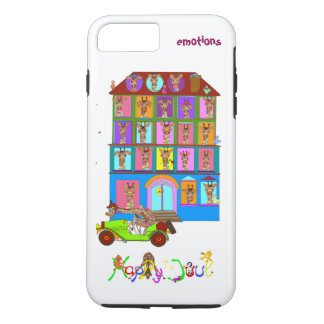 House of Moods by The Happy Juul Company iPhone 8 Plus/7 Plus Case