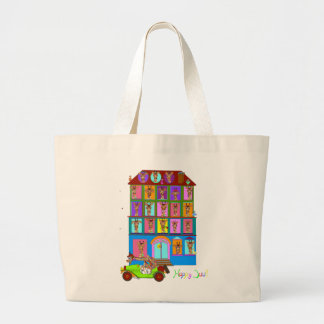 House of Moods by The Happy Juul Company Large Tote Bag