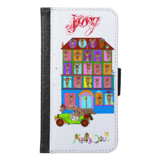 House of Moods by The Happy Juul Company Samsung Galaxy S6 Wallet Case