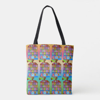 House of Moods by The Happy Juul Company Tote Bag