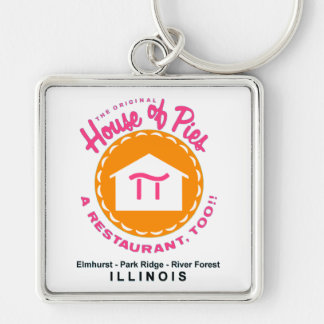 House of Pies, Park Ridge-Elmhurst-River Forest IL Keychain