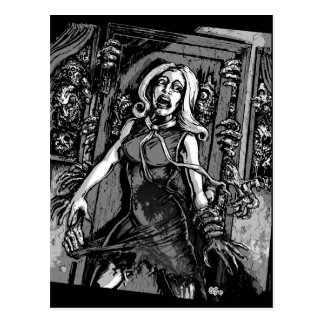 House of Zombies Postcard