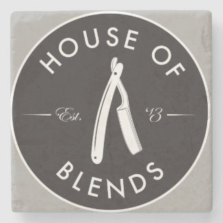 HOUSE OFF BLEND STONE COASTER