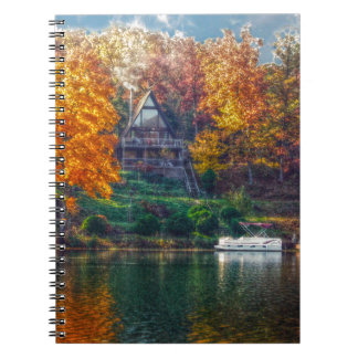 House on the Lake Notebooks