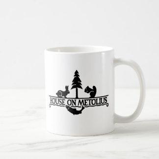 House on the Metolius Coffee Mug