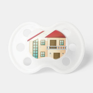 house baby pacifier