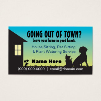 how to start a pet sitting business as a kid