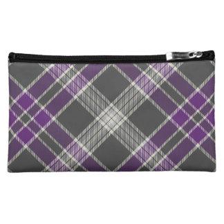 House Plaid Tartan - Dark Cosmetic Bag