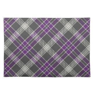 House Plaid Tartan - Dark Placemat