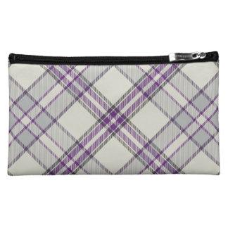 House Plaid Tartan - Light Cosmetic Bag