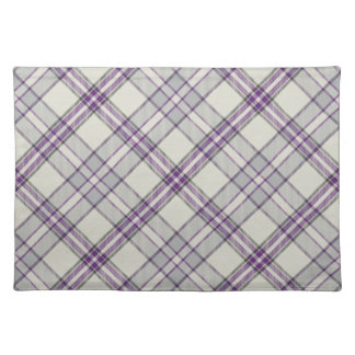 House Plaid Tartan - Light Placemat