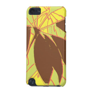 House Plant Yellow Green Red iPod Touch (5th Generation) Cases