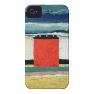 House rouge, 1932 coque iPhone 4 Case-Mate