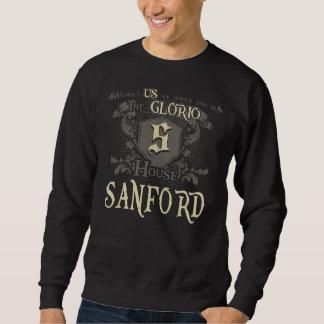 House SANFORD. Gift Shirt For Birthday