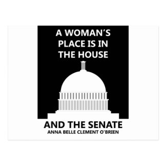 HOUSE SENATE POSTCARD
