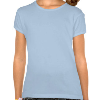 House Sketch. Black and Blue. Tee Shirt