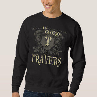 House TRAVERS. Gift Shirt For Birthday