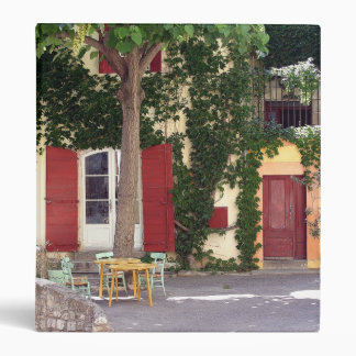 House Vinyl Binder