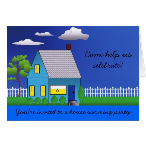 Cards house warming invitation greeting cards facebook twitter google