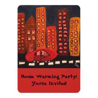 House Warming Party Invitation