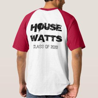 House Watts 2020 T-shirt