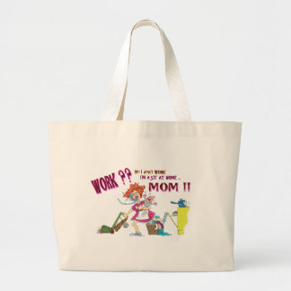 House Wife Jumbo Tote Bag