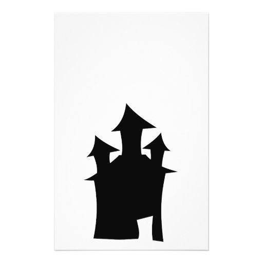 House with Three Towers. Flyers