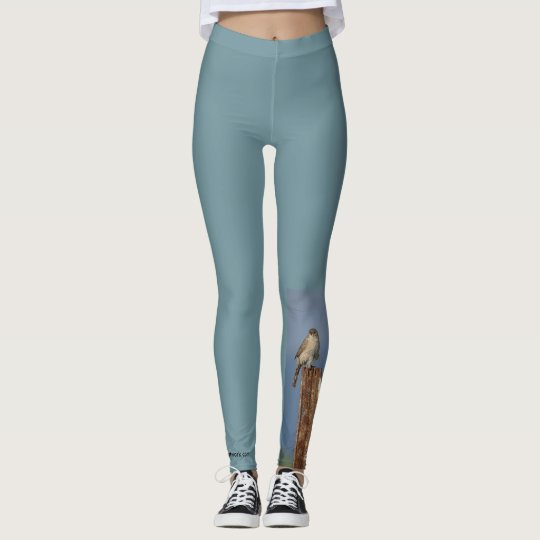 House Wren Leggings