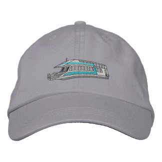 Houseboat Embroidered Hat