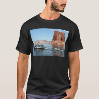 Houseboat, Lake Powell, USA T-Shirt