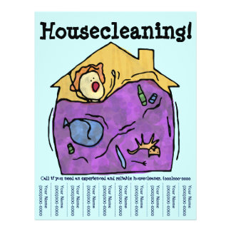 Housecleaning! Flyer