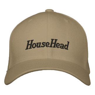 HouseHead Cap