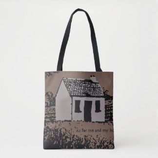 """""""Household"""" All-Over-Print Tote Bag"""