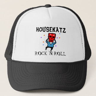 HOUSEKATZ TRUCKERS CAP