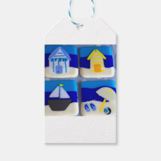 Houses 1 gift tags