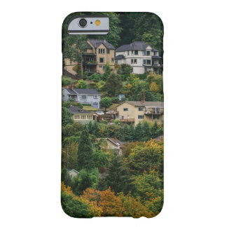 Houses on the hill barely there iPhone 6 case