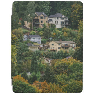 Houses on the hill iPad cover
